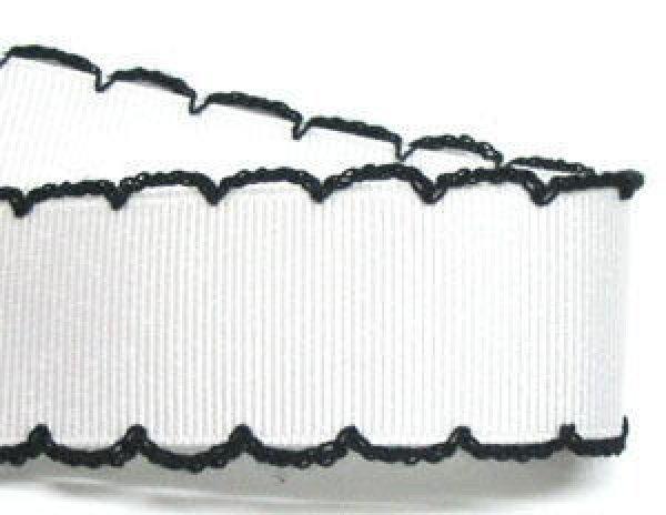 画像1: 白グラン・黒ピコット (1)